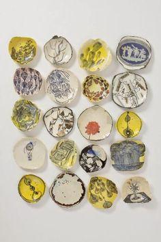 Plates by Ruan Hoffman | Bottega Krua