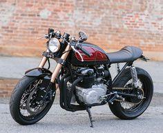 Modif Motor Honda CB