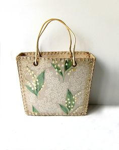 Vintage hard to find mid century lily of the valley by evaelena, $38.00