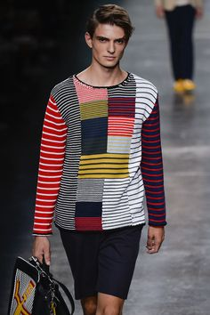 Gucci menswear   fashion show  spring summer 2015 in Milan
