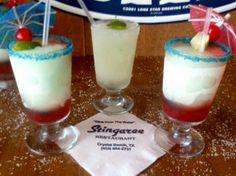 Stingaree Restaurant & Marina, Crystal Beach, TX BBQ Blue Crab, sunset dining, and Crystal Beach views
