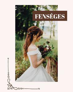Imádunk eltérni a megszokottól, legyen szó esküvői dekorról, menyasszonyi ruhákról, vagy éppen a saját Insta fiókunkról, ahol igyekszünk… Wedding Dresses, Instagram, Fashion, Dress Wedding, Bride Dresses, Moda, Bridal Gowns, Fashion Styles