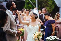 Vestido de noiva exclusivo Iáskara Isadora Casamento Fabíola & Gabriel #IáskaraIsadora