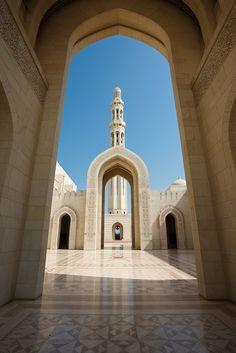 advocateur: Sultan Qaboos Grand Mosque, Oman