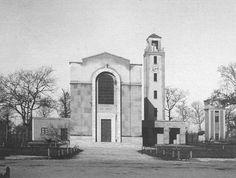Borgo San Donato, chiesa, 1936