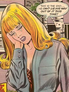 Charleton Romance Comics