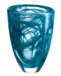 "Kosta Boda ""Atoll"" 8.25in Vase, Was ($)185.00  Now ($)79.90 on http://www.ruelala.com/invite/feature"