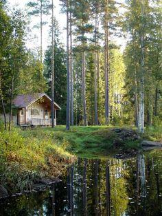 cabin life : : on Pinterest