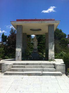 Publicamos el Asilo de Santa Cristina, actual ubicación de la Virgen de la Inmaculada Concepción. #historia #turismo