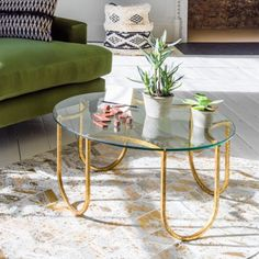 Ella 'U' Coffee Table | Tables | Graham and Green