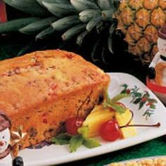 Quick FruitCake...for people who don't like the candied fruits that go into traditional fruitcake