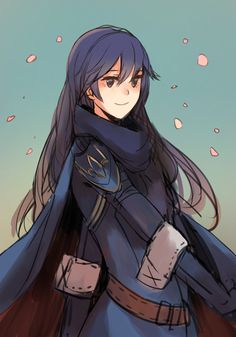 Been playing a lot of Fire Emblem lately.