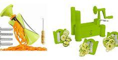 best green spiral vegetable slicer reviews