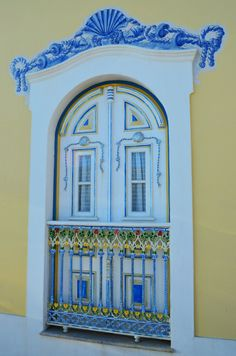 #Door Ericeira village, Sintra, #Portugal