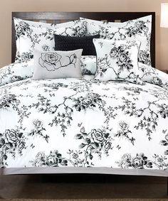 Rose Hill Comforter Set #zulily #zulilyfinds