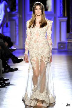 Zuhair Murad SPRING/SUMMER 2012 Zuhair Murad High Fashion Haute Couture glamour featured fashion