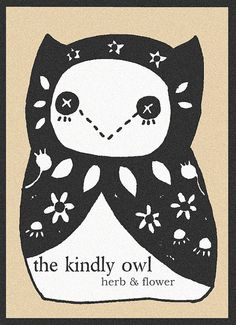 'Kindly Owl' by Andrea Gutierrez