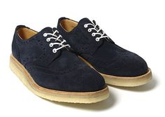 HAVEN + McNairy Brogues with Crepe Sole - Only $399