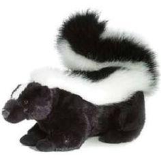 Aurora World Skunk Stuffed Animal Plush Super Soft Sachet