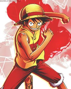 One Piece - Luffy
