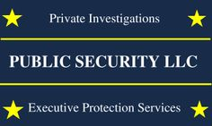 Public Security LLC is the best American Security Company