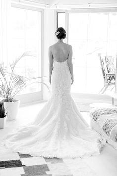 Ein wirklich wunderschönes Brautkleid hat Teresa bei ihrer Hochzeit getragen. Foto: Freude Lachen Liebe
