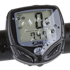 world-wind#930# New Wireless Bike Bicycle Computer LCD Speedometer Odometer Waterproof  free shipping #Affiliate