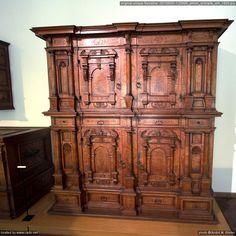 Fresh Ulmer Schrank Ulm cabinet c Volkskunstmuseum Innsbruck Tyrol