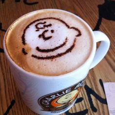 charlie brown coffee