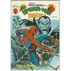 Vértice. Especial super heroes. 12.