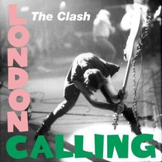 London Calling [VINYL] ~ The Clash- might be a good sibling present