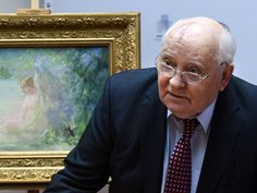 "Mikhail Gorbachev has urged Vladimir Putin and Donald Trump to strongly denounce nuclear war in the face of the ""militarisation of politics and the new arms race"". The 85-year-old, who was the eighth and final leader of the Soviet Union and its Communist Party, said he believed it looked ""as if the world is preparing for war""."