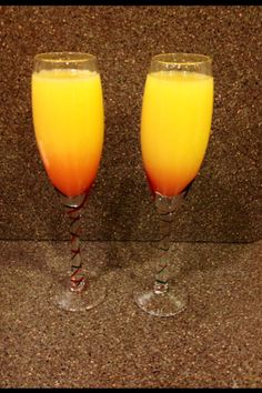 My Favorite Mimosa Recipe