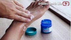 She Applies Vick Vaporub On Her Feet Before Bed; When You Know The Reason, You Will Do The Same!