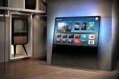 Meet the Philips DesignLine LED HDTV, the Thinnest TV on the Market