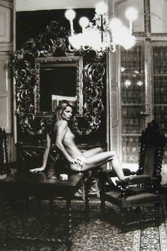 View Charlotte Rampling at the Hotel Nord Pinus II, Arles by Helmut Newton on artnet. Browse more artworks Helmut Newton from Staley-Wise Gallery. Charlotte Rampling, Helmut Newton, Ellen Von Unwerth, Nude Photography, Fashion Photography, Heart Photography, André Kertesz, Newton Photo, Black White
