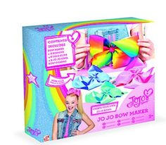 JoJo Siwa Bow Maker [thetoyshop.com]