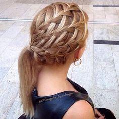 #hairstyle #flechtfrisur #dressforless: