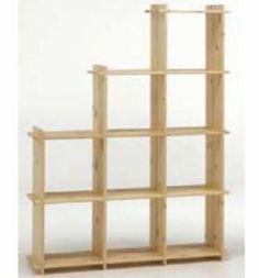 1000 ideas about raumteiler regal on pinterest room. Black Bedroom Furniture Sets. Home Design Ideas
