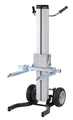 Aluminium Foldable Lift Trolley – 120kg Cap   Spacepac Industries