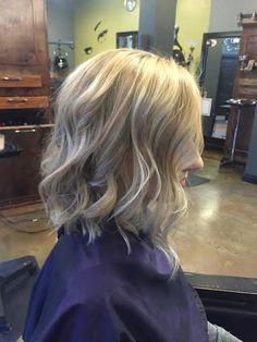 Long Textured Bob Beauty By Allison, Fort Collins Hair, Salon Salon-Fort Collins