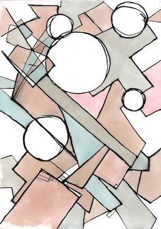 Alexander Nikolenco , Crystal City  on ArtStack #alexander-nikolenco #art