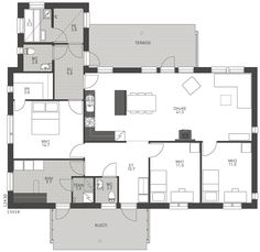 House Floor Plans, Decorating Tips, My House, Sweet Home, Layout, House Design, Flooring, How To Plan, Building