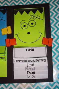 Franken Authors! - Tunstall's Teaching Tidbits