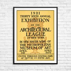 Architect gifts Architectural League New York by AuntyMaudes