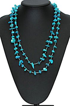 Nice turquoise necklace  €9.95