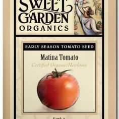 Matina Tomato  from The Scribbled Hollow for $2.89 on Square Market