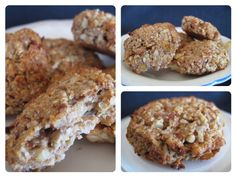 Apple cinnamon cookies – a healthy paleo snack |