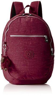 Kipling Backpack, Backpack Purse, My Bags, Purses And Bags, Kipling Monkey, Estilo Preppy, Cool Backpacks, Waxed Canvas, Jansport