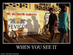 Posters - When You See It
